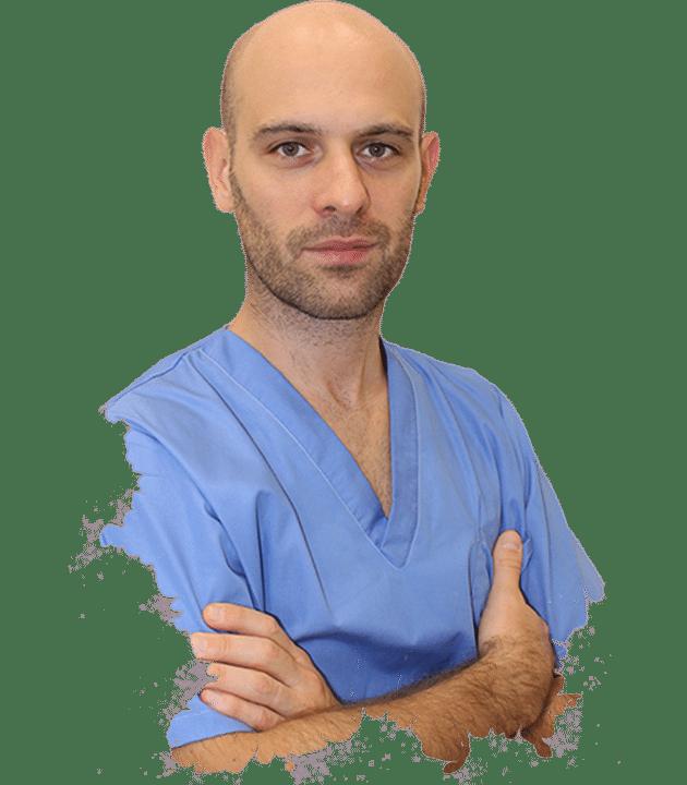 Osteopata e fisioterapista Massimo Lo Conte