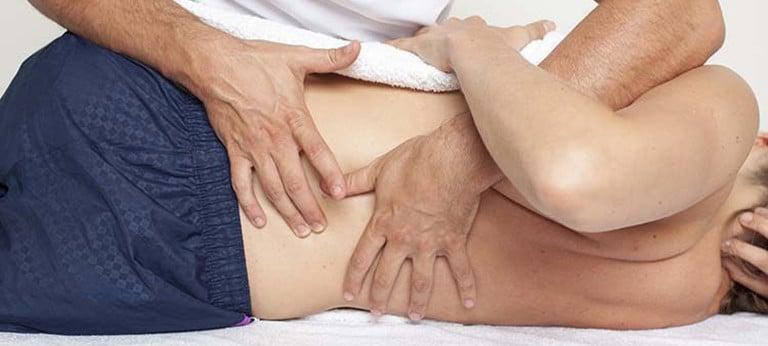 benefici terapia manuale